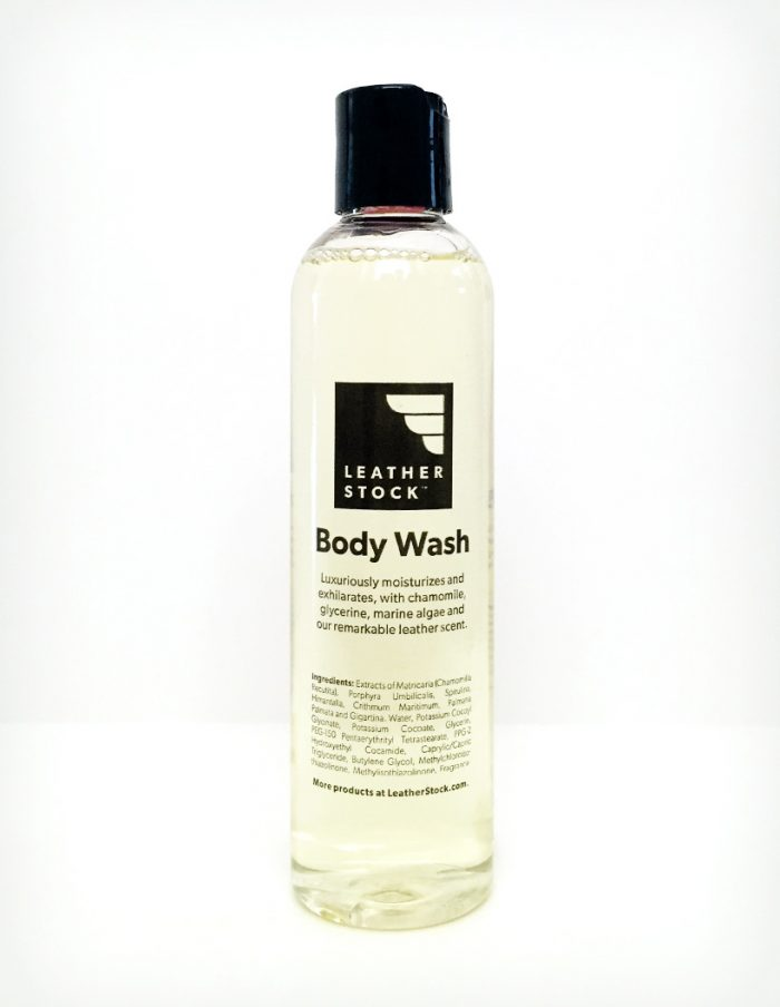 LeatherStock Body Wash-8oz
