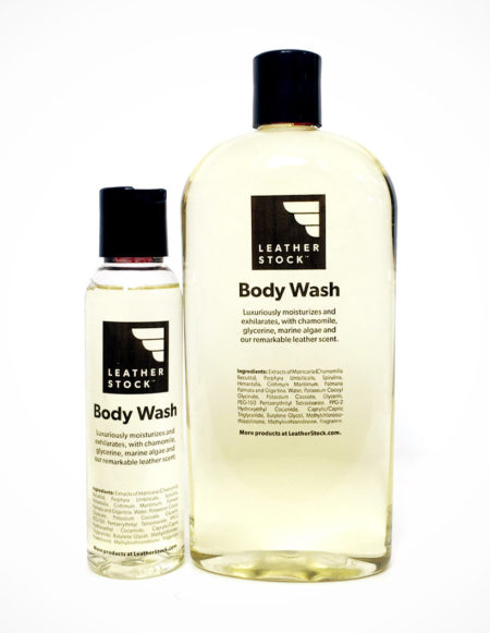 LeatherStock Body Wash