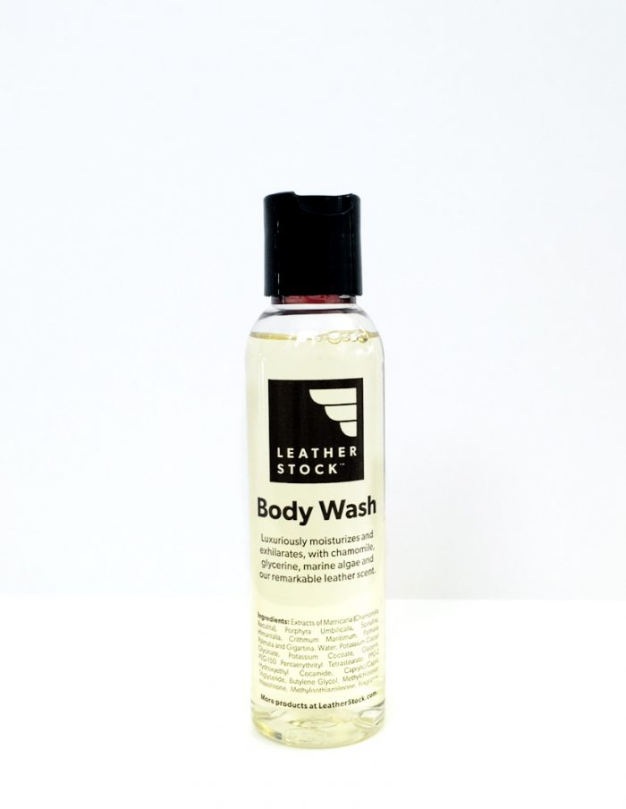 LeatherStock Body Wash-4oz